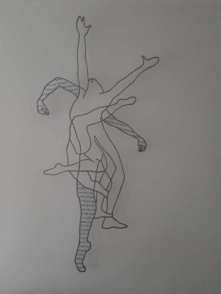 Dans voor de vrijheid